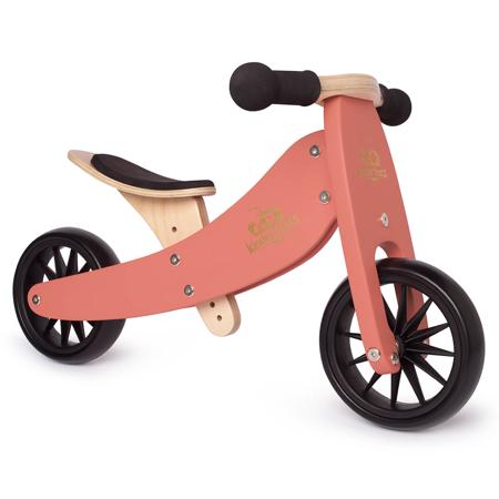Kinderfeets® Bici senza pedali Tiny Tot 2in1 Coral