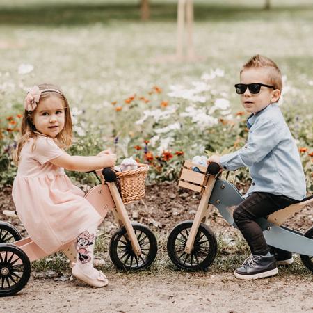 Immagine di Kinderfeets® Bici senza pedali Tiny Tot Plus 2in1 Silver Sage