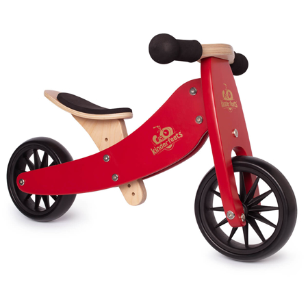 Immagine di Kinderfeets® Bici senza pedali Tiny Tot 2v1 Cherry Red