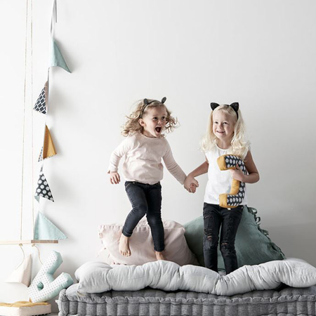 Immagine di Kids Concept® Bandierine decorative Blu