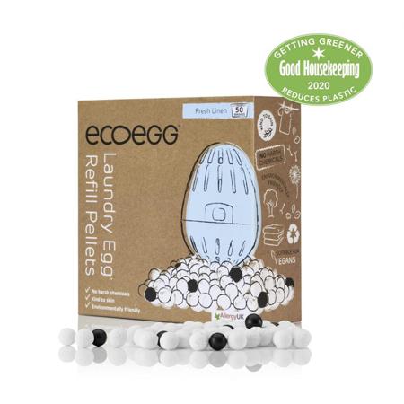 Immagine di Ecoegg® Riempimento per uovo di lavaggio  210 lavaggi Fresh Linen