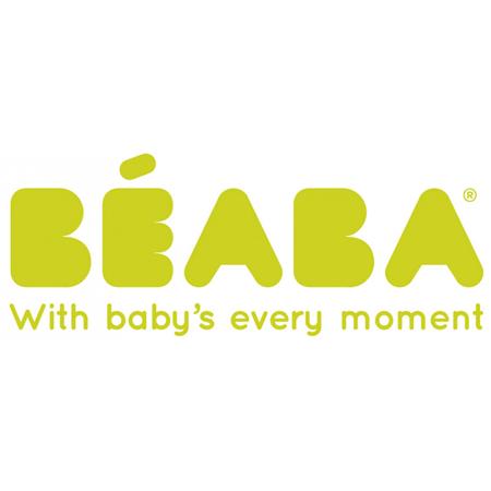 Immagine di Beaba® Contenitore per alimenti in vetro 400ml Blue