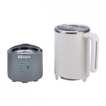 Immagine di Beaba®  Robot latte White/Grey