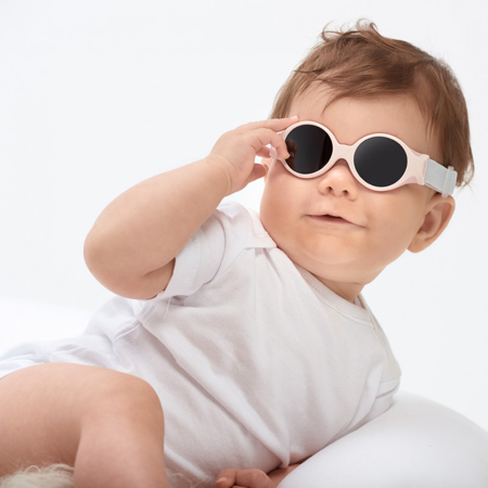 Beaba® Occhiali per bambini (0-9m) Pink