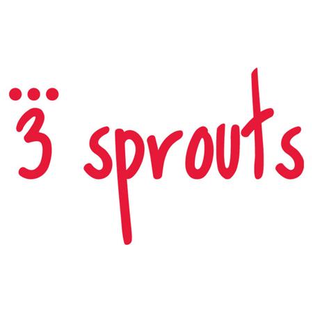 Immagine di 3Sprouts® Borraccia con Cannuccia di Silicone Cerbiatto