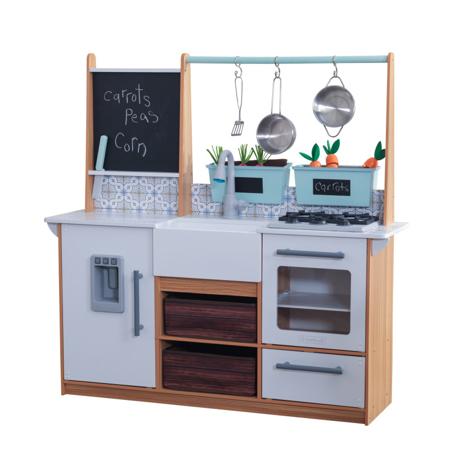 Immagine di KidKraft® Cucina giocattolo con accessori Farmhouse