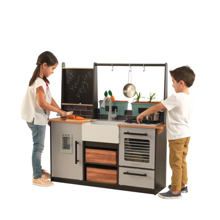 Immagine di KidKraft® Cucina giocattolo con accessori Farm to Table