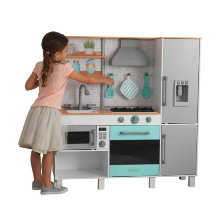 Immagine di KidKraft® Cucina giocattolo con accessori Gourmet Chef