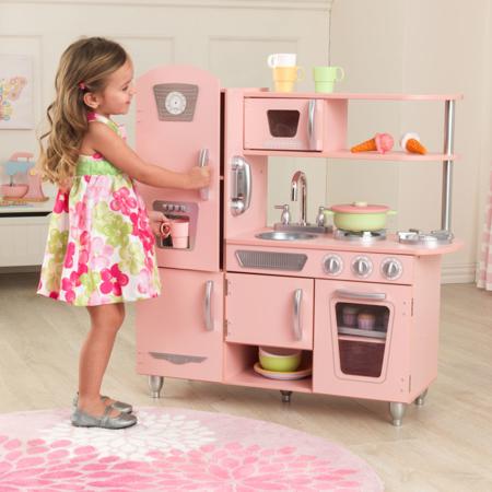 KidKraft®  Cucina giocattolo Vintage Pink/Silver