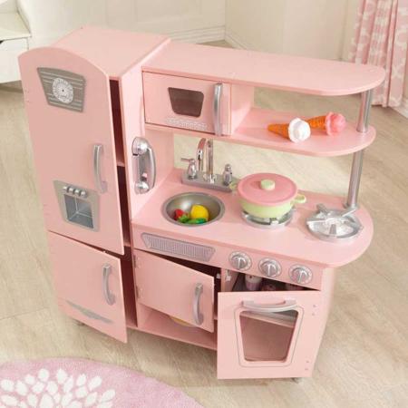 Immagine di KidKraft®  Cucina giocattolo Vintage Pink/Silver