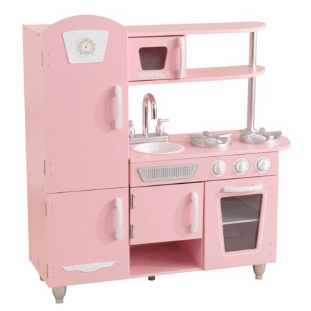 Immagine di KidKraft®  Cucina giocattolo Vintage Pink/White