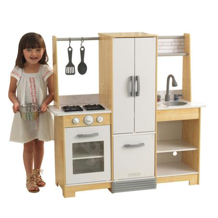 Immagine di KidKraft® Cucina giocattolo con accessori Modern Day