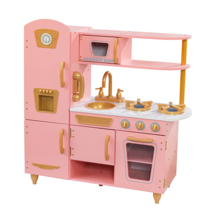 KidKraft® Cucina giocattolo Vintage Pink/Gold
