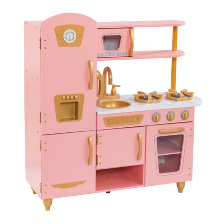 Immagine di KidKraft® Cucina giocattolo Vintage Pink/Gold
