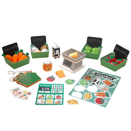 Immagine di KidKraft® Set giocattolo Farmer's Market