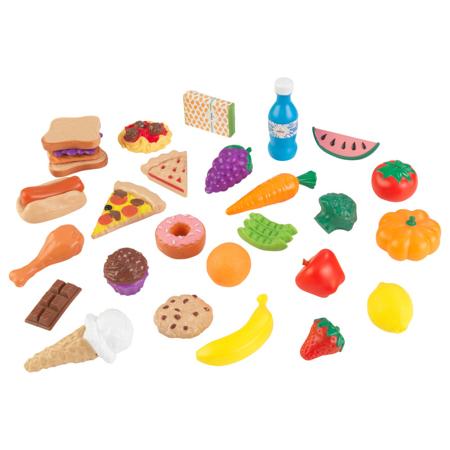 Immagine di KidKraft® Set di cibo giocattolo 30 pezzi