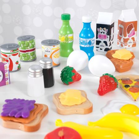 Immagine di KidKraft® Set cibo giocattolo Deluxe Tasty Treats 115 pezzi