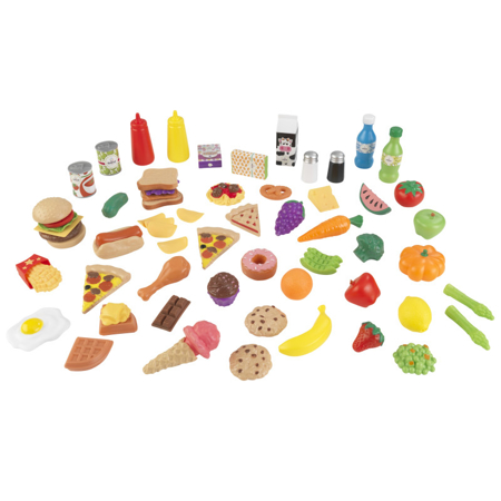 Immagine di KidKraft® Set di cibo giocattolo 65 pezzi