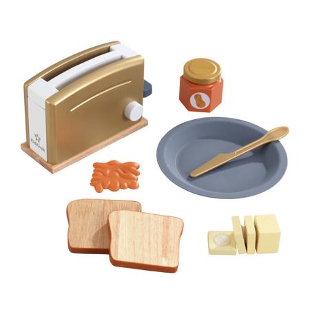 Immagine di KidKraft® Set con tostapane Modern Metallics