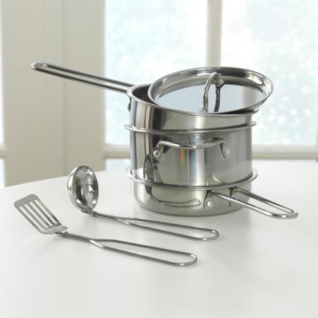 KidKraft® Set di accessori da cucina con cibo Deluxe