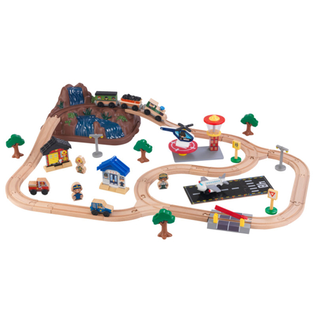 Immagine di KidKraft® Set trenino Train