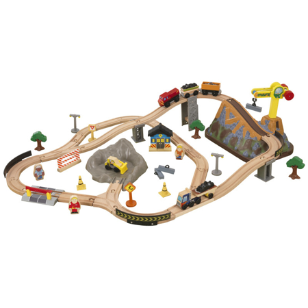 Immagine di KidKraft® Set trenino Construction Train