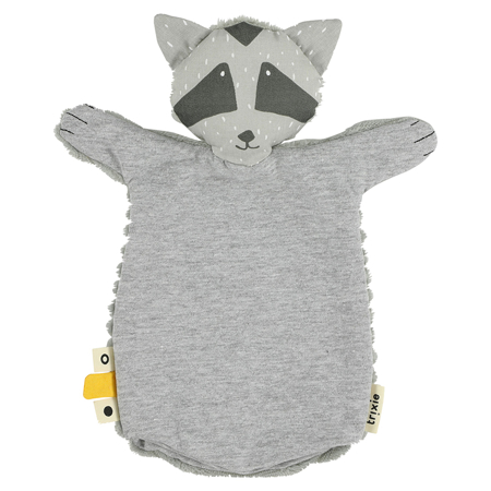 Immagine di Trixie Baby® Burattino di mano Mr. Racoon