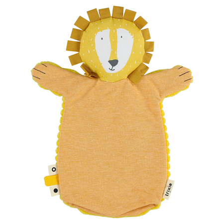 Immagine di Trixie Baby® Burattino di mano Mr. Lion