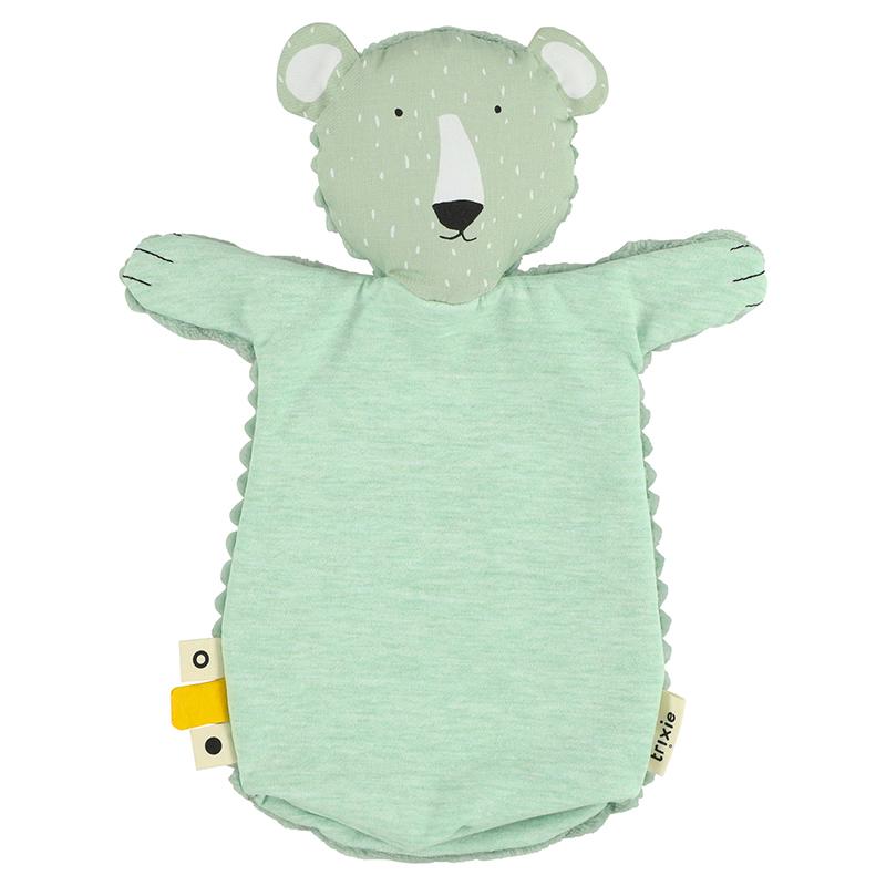 Immagine di Trixie Baby® Burattino di mano Mr. Polar Bear