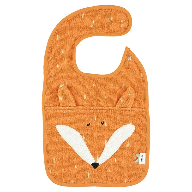 Immagine di Trixie Baby® Bavaglino Mr. Fox