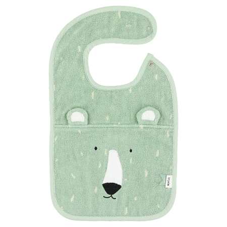 Immagine di Trixie Baby® Bavaglino Mr. Polar Bear