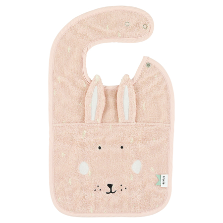 Immagine di Trixie Baby®Bavaglino Mrs. Rabbit