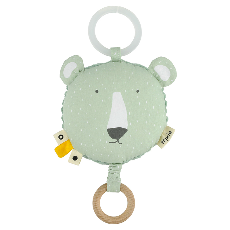 Immagine di Trixie Baby® Giostrina musicale Mr. Polar Bear