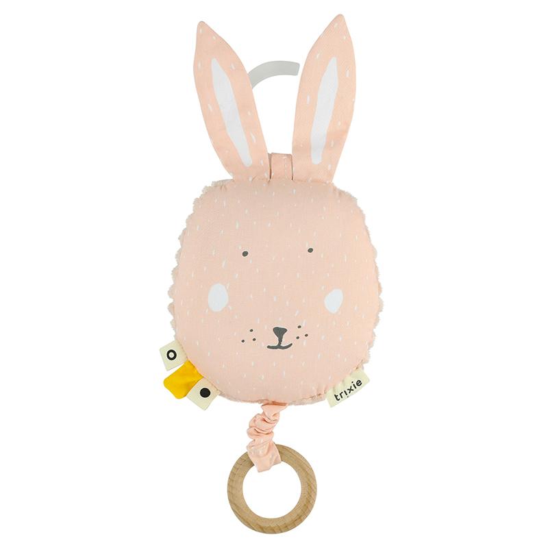 Immagine di Trixie Baby® Giostrina musicale Mrs. Rabbit