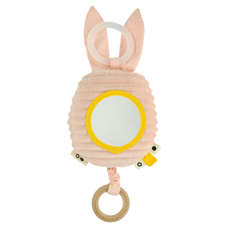 Trixie Baby® Giostrina musicale Mrs. Rabbit