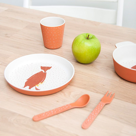 Immagine di Trixie Baby® Set pappa Mr. Fox