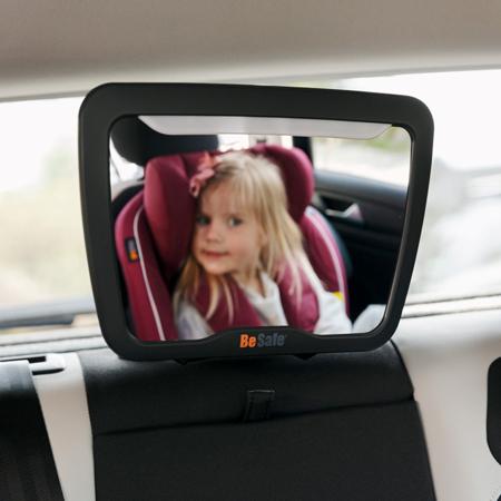 BeSafe®  Specchio XL² con luci LED