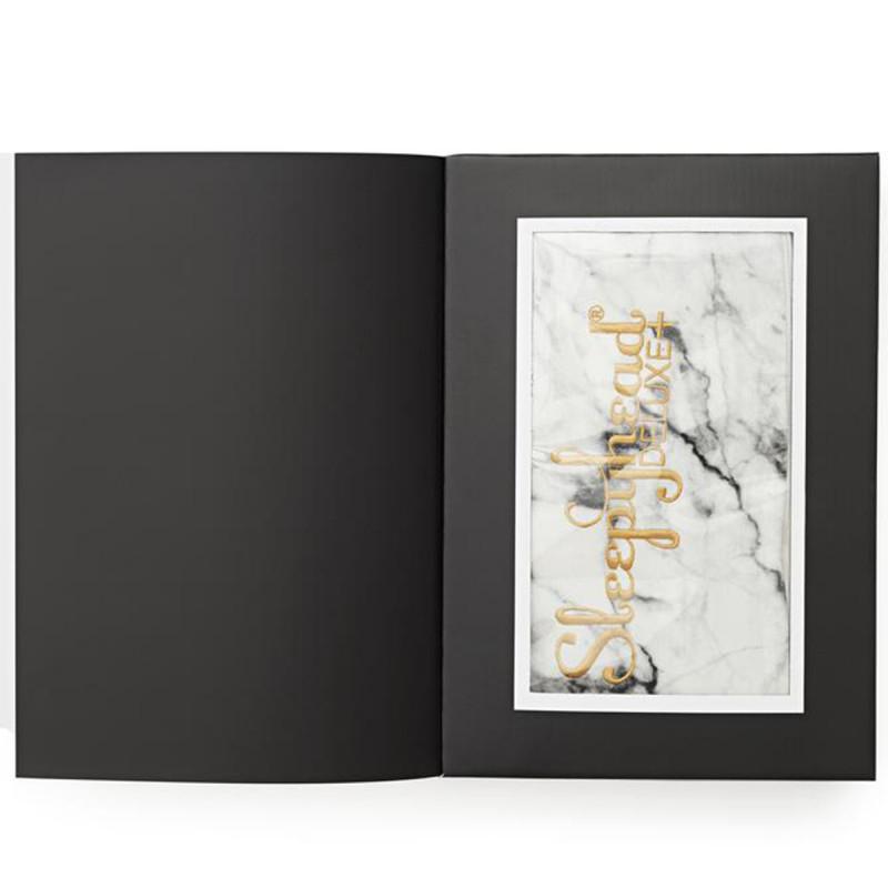 Immagine di Sleepyhead®  Rivestimento per il nido Deluxe+ (0-8m)  - Carrara Marble