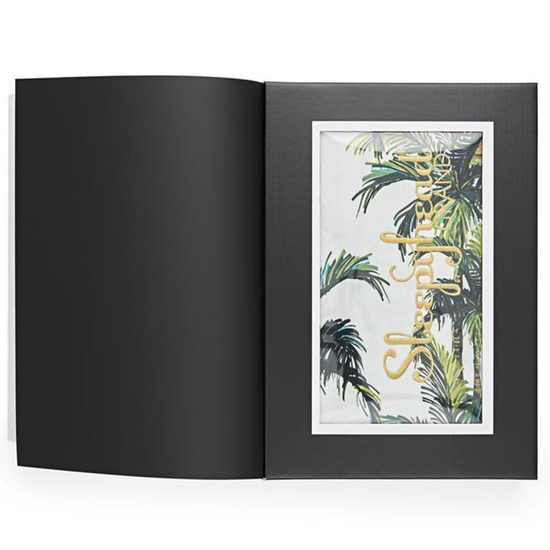 Immagine di Sleepyhead®  Rivestimento per il nido Grand (9-36m)  - Palm Beach
