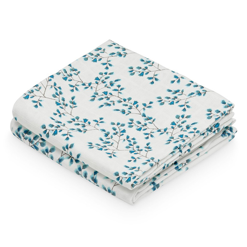 Immagine di CamCam® Set di pannolini tetra Fiori 70x70