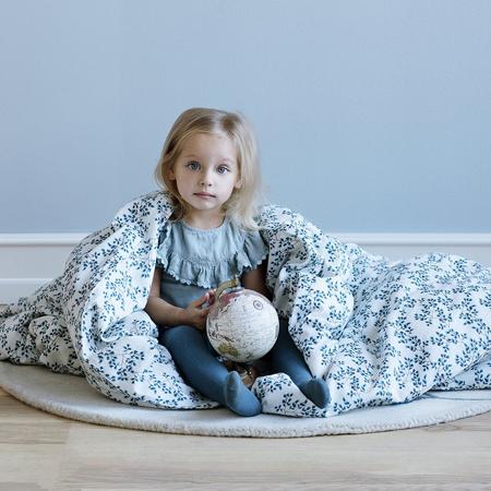 Immagine di CamCam® Biancheria da letto Fiori 70x100, 100x140