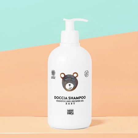 Linea MammaBaby® Doccia Shampoo baby Giacomino 500 ml