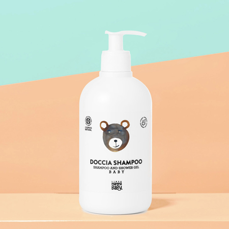 Immagine di Linea MammaBaby® Doccia Shampoo baby Giacomino 500 ml