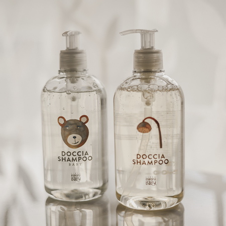Linea MammaBaby® Doccia Shampoo Gustavino 500 ml
