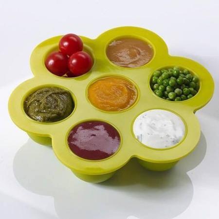 Immagine di Beaba® Contenitori per Congelare Alimenti 6x150ml Red