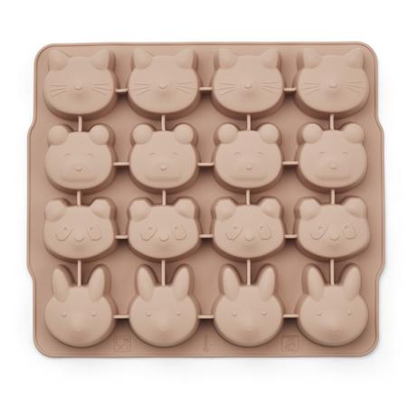Immagine di Liewood® Stampi per ghiaccio silicone Rose Mix 2 pz