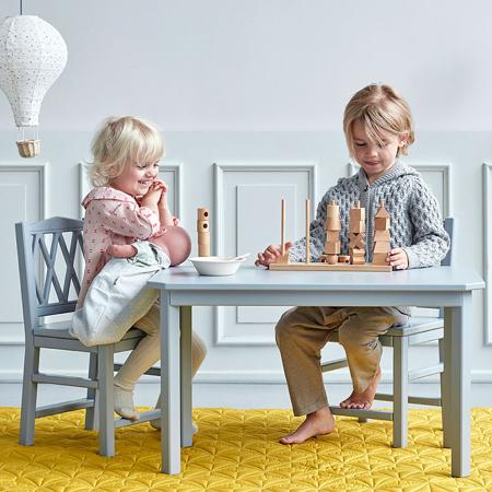 Immagine di CamCam® Tavolino per bambini Grey
