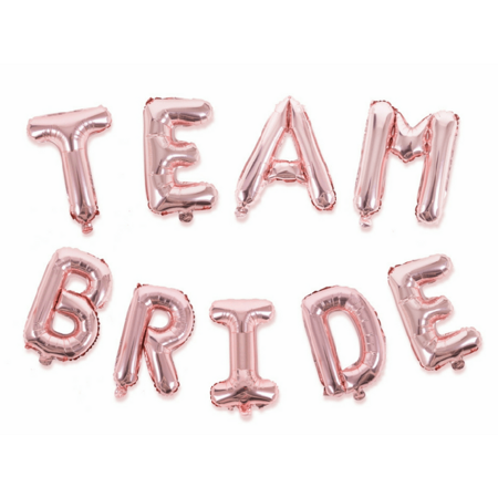 Ginger Ray® Ghirlanda Palloncini Team Bride