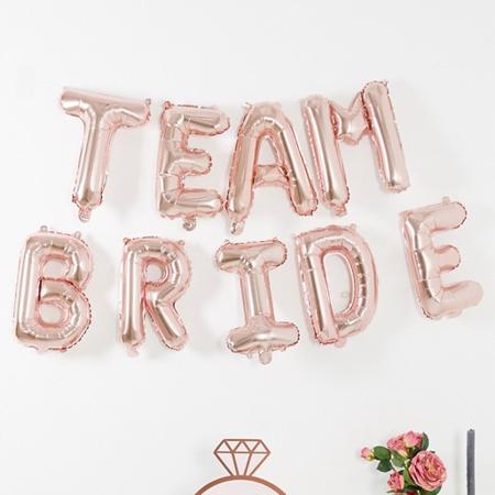 Immagine di Ginger Ray® Ghirlanda Palloncini Team Bride