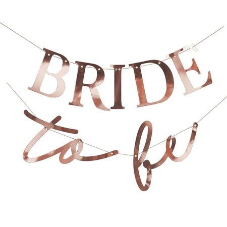 Immagine di Ginger Ray® Ghrlanda Bride To Be